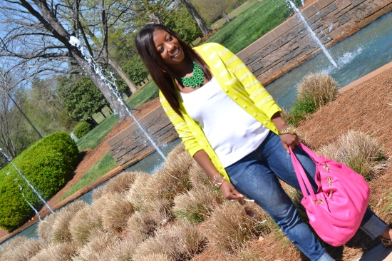 Spring Neon Colors