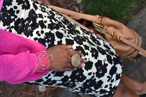 Versona Ring and Charming Charlie Bracelet