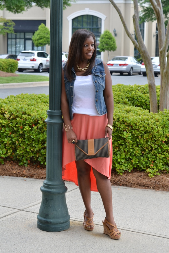 High Low Skirt Trend