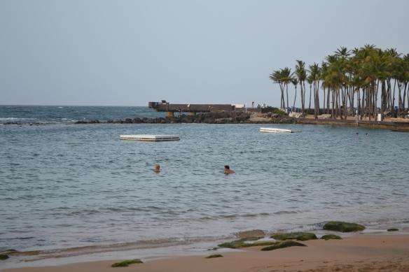 Old San Juan Beach