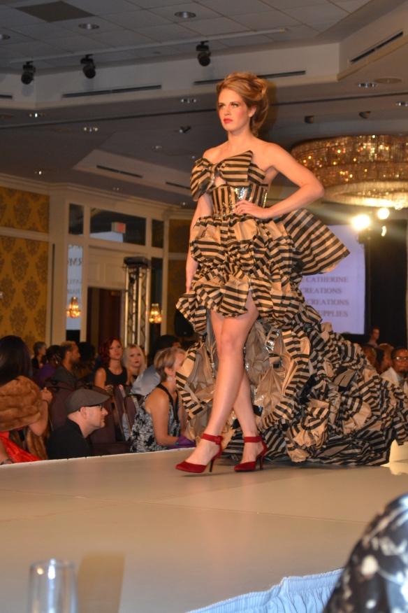Recyclable Fashion #DSW # CLTFashionWK