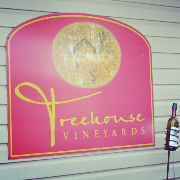 Treehouse Vineyards