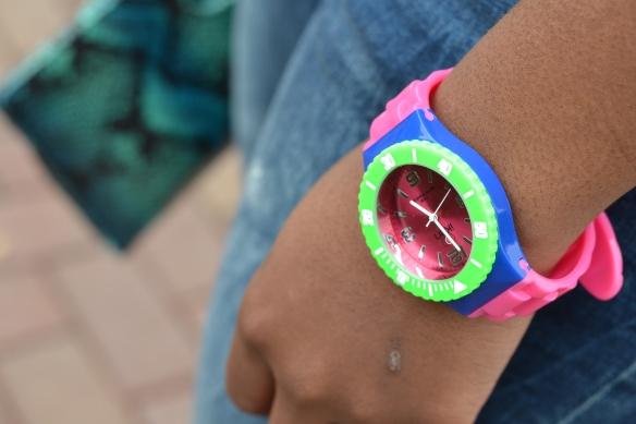 iKen Watch